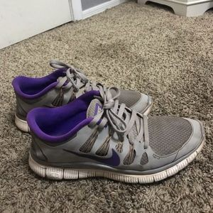 Women's Nike Free Running Shoes